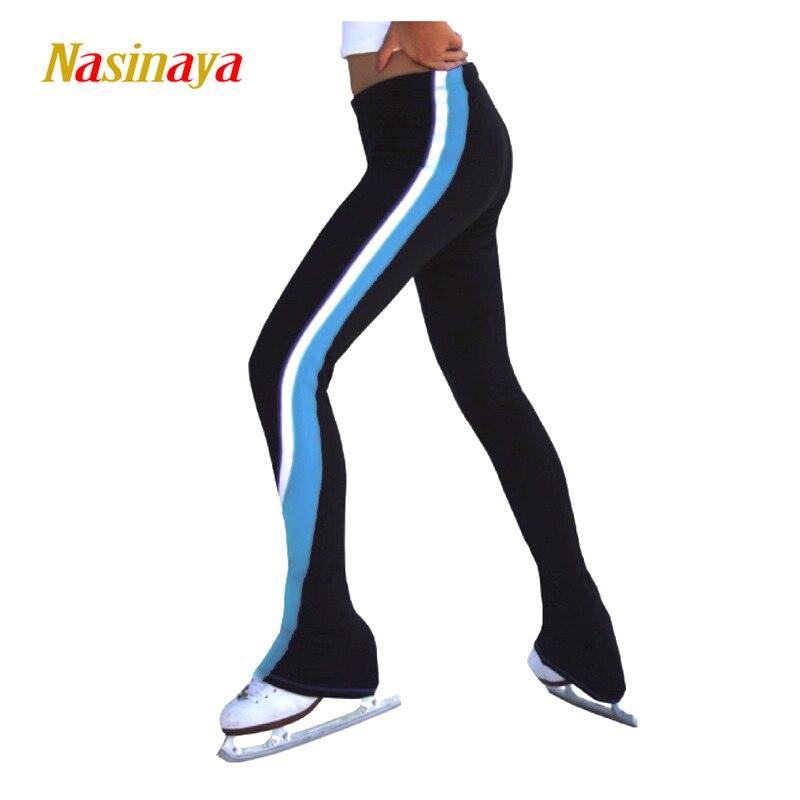 Aangepaste Kunstschaatsen broek lange broek voor Meisjes Dames - Fitness en bodybuilding