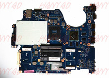 CN-0J507P 0J507P For DELL 1747 Series Laptop Motherboard J507P NAT01 LA-5153P DDR3 Free Shipping for dell precision m4800 laptop motherboard la 9772p r98t9 ddr3 free shipping 100