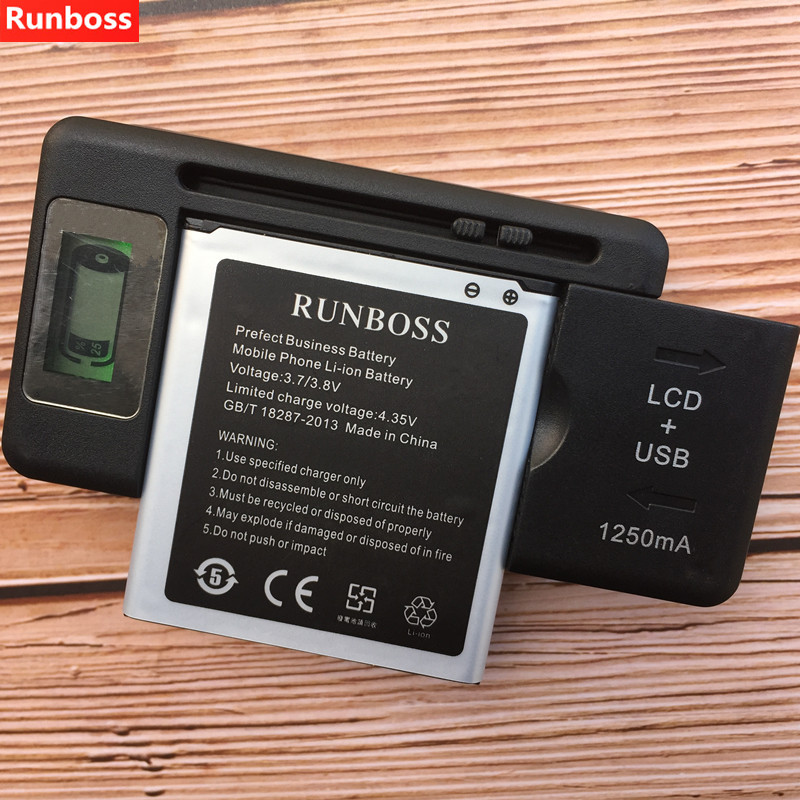 2000mAh EB-BG360CBC <font><b>Battery</b></font> For <font><b>Samsung</b></font> J2 SM-G360 G3606 G3608 G3609 G360BT <font><b>G361</b></font> J200F/DS With LCD Desktop Charger image