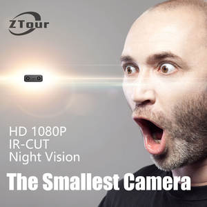 Mini Camera Camcorder IR-CUT Smallest Motion-Detection Night-Vision Infrared Full-Hd