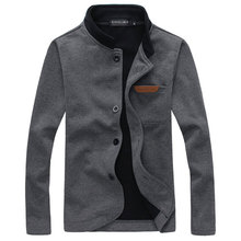 2017 New brand Man Jacket Sping & Autumn High Quality Pocket Decorated Casual Jackets Outdoors Fashion Men Coat Clothing