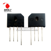 5PCS KBU1510 KBU-1510 15A 1000V Diode Bridge Rectifier ZIP