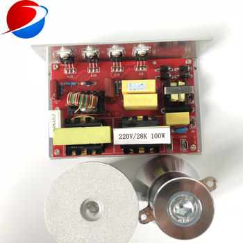 28khz 100W ultrasonic generator PCB with oscillator /transducer Price