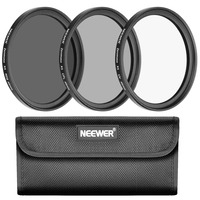 Neewer für DJI Zenmuse X5 X5R Kamera/Inspire 1 PRO, RAW Quadcopter Filter Kit: UV + CPL + ND8 filter