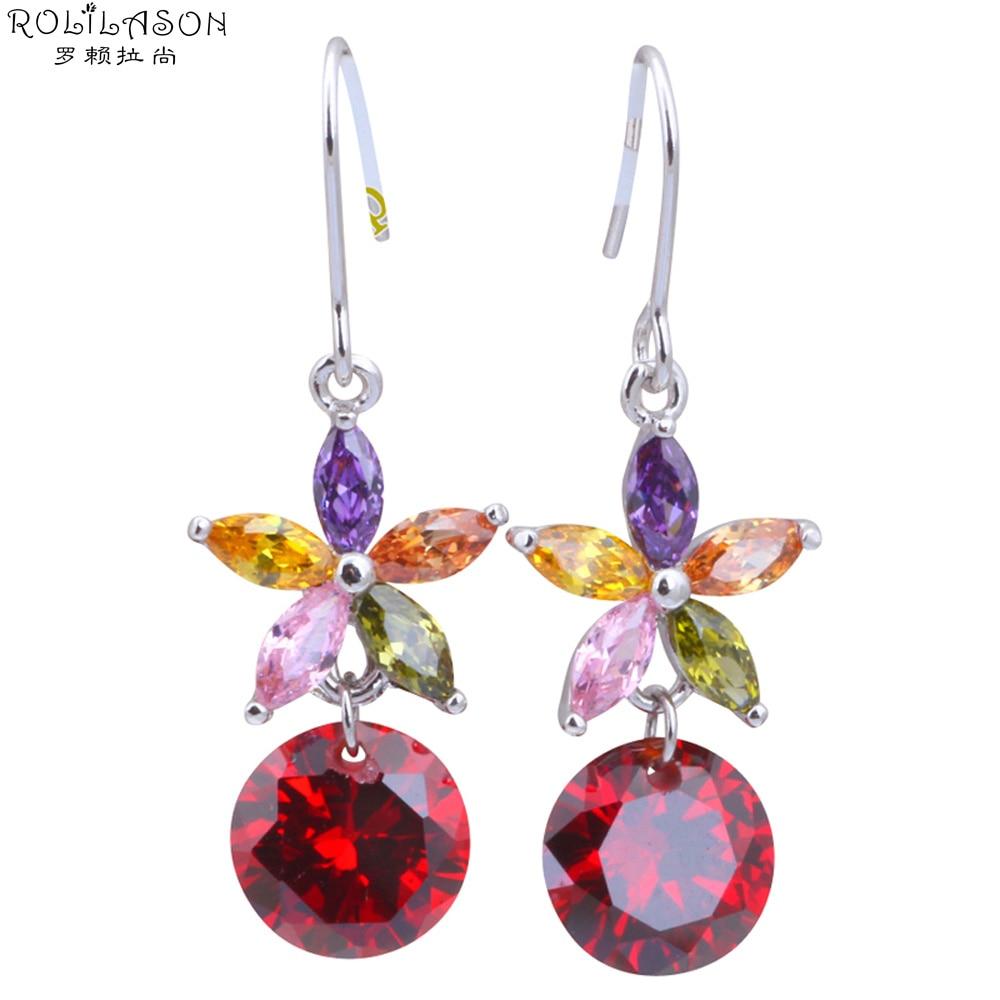 boucles d/'oreilles 2 PC Lot vacances Bijoux Cadeaux Morganite Couleur Topaz Gems collier