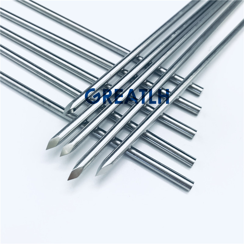 10pcs Single-ended Stainless Steel Kirschner Wires Orthopedics Instruments