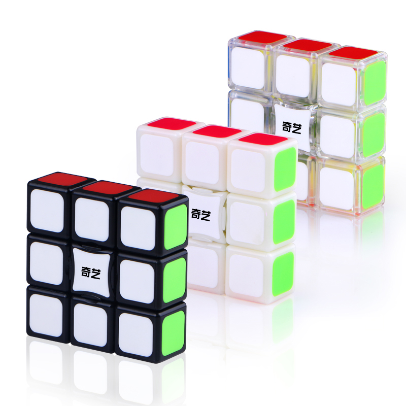 QiYi 133 Magic Speed Cube 1x3x3 Puzzle Cubes Professional Puzzles Magic Square Anti Stress Toys For Children