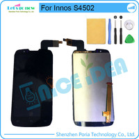 LCD Display Touch Digitizer Glass Screen For INNOS D9 D9C Highscreen Boost DNS S4502 DNS S4502