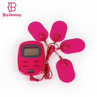 EMS Electric Slimming Machine Pads Electrode Gel Pads Pulse Body Massager Fat Burning Weight Loss Slimming Products