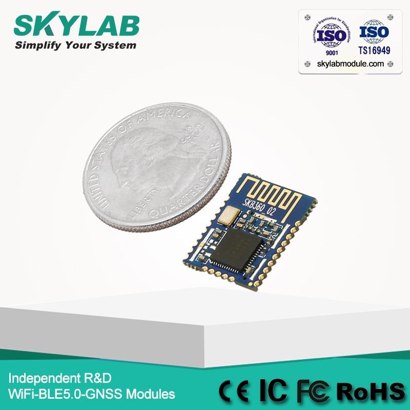 Skylab Skb360 Mät vatten / batteri / temperaturnivå App Nrf51822 - Bilelektronik - Foto 2