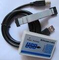 Новый C8051F Эмулятор/Скачать/Программист JTAG/C2 U-EC6/U-EC5/EC3 USB Отладки Адаптер Адаптироваться 3.3 В-5 В C8051F00 C8051F3