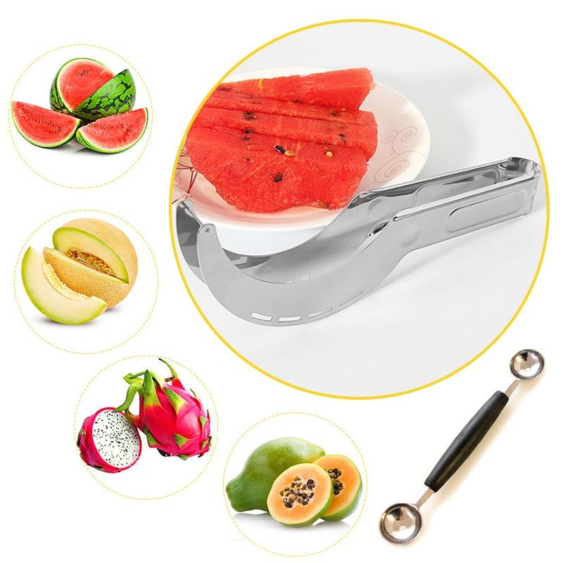 houseeker Stainless Steel Fruit Cutter accessories Tool