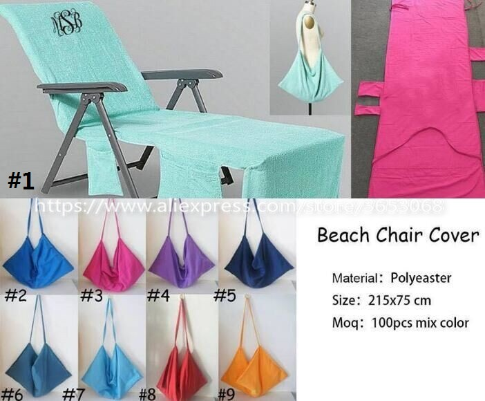 Strange Us 273 06 8 Off 2018 Hot Sale New Design Lounge Towel Monogram Beach Chair Cover Summer Party Gifts In Party Diy Decorations From Home Garden On Alphanode Cool Chair Designs And Ideas Alphanodeonline