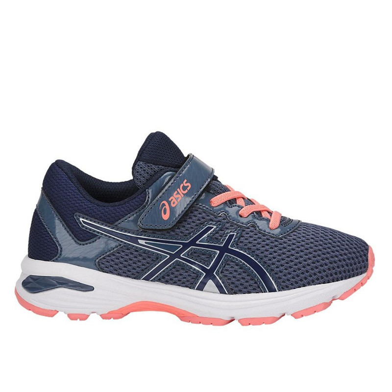 Kids' Sneakers ASICS GT-1000 6 PS C741N-5649 sneakers for girls TmallFS кроссовки asics men s gt 1000 running t4k3n 099