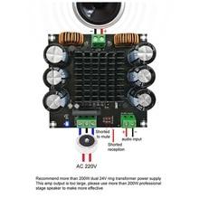 420 واط TDA8954TH BTL وضع HIFI مضخم رقمي أحادي المجلس عالية الطاقة مكبر صوت للمسرح جهاز تضخيم الصوت