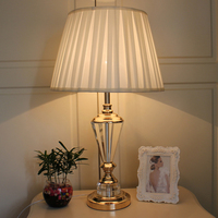 Bedroom Table Lamps fashion Reading Desk Lights Home decoration lighting book lamp led crystal table lamp Fashion table lamp