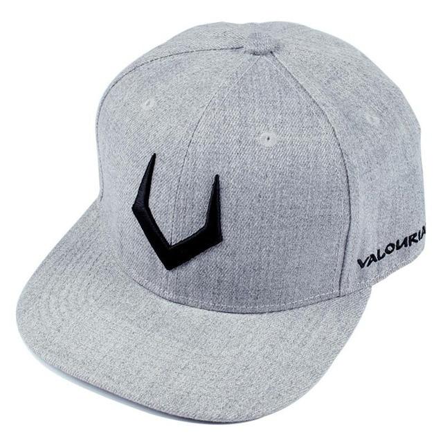 24dd2c7642b High quality grey wool snapback 3D pierced embroidery hip hop cap flat bill  baseball cap for