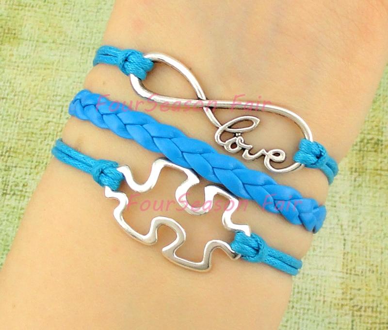 Personalized Autism Bracelets