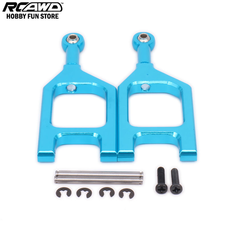 RCAWD Front Upper Suspension Arm A Arm For RC Hobby Car 1 12 Wltoys L959 L969