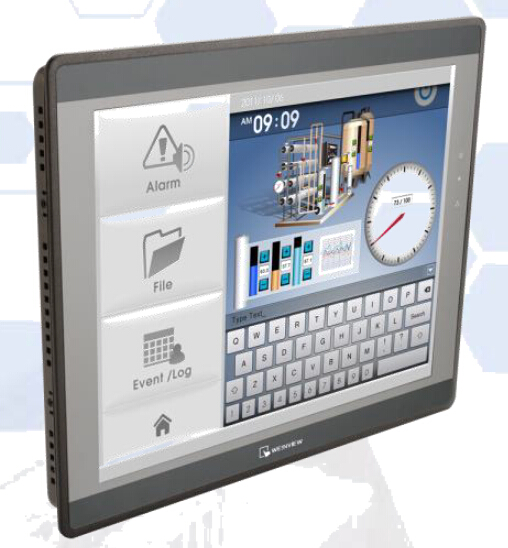 MT8121ie : 12.1 inch HMI Weinview Touch Screen MT8121ie with programming cable and software replace MT8121IH, FAST SHIPPING