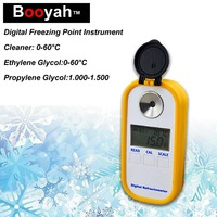 Booyah Digital Cleaner Concentration 60 Antifreeze Freezing Point Meter High Precision Refractometer Battery Fluid Hydrometer