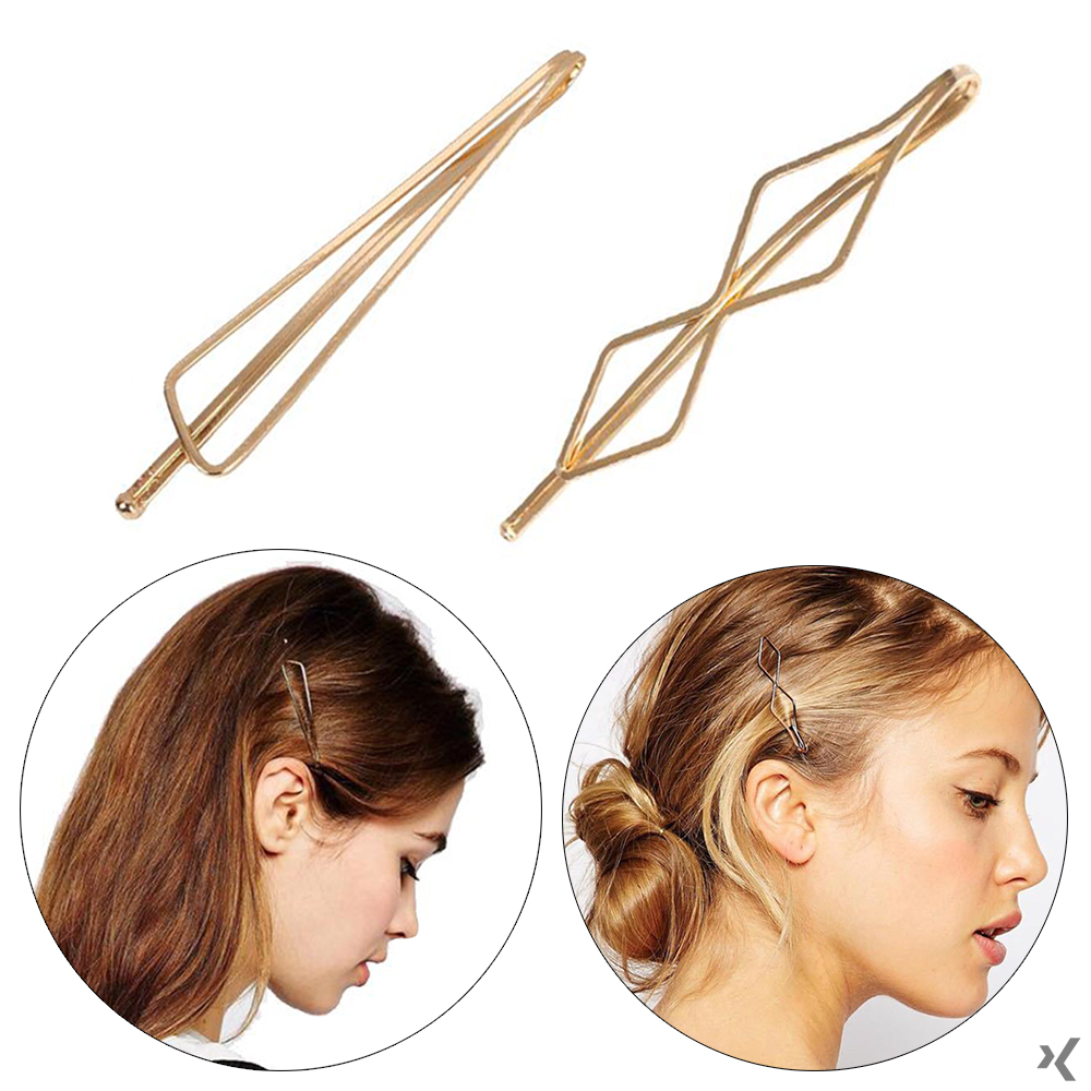 Hairclip Zinc Alloy 1pcs Hair Accessories Barrettes Headdress Creative Hair Grip Hairpins Dropshipping