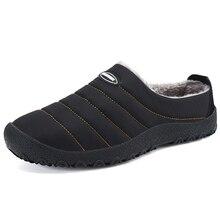 חג המולד חורף גברים נעליים חם בפלאש בית כפכפים גברים כפכפים החלקה מקורה נעלי בית יוניסקס בית zapatos דה hombre