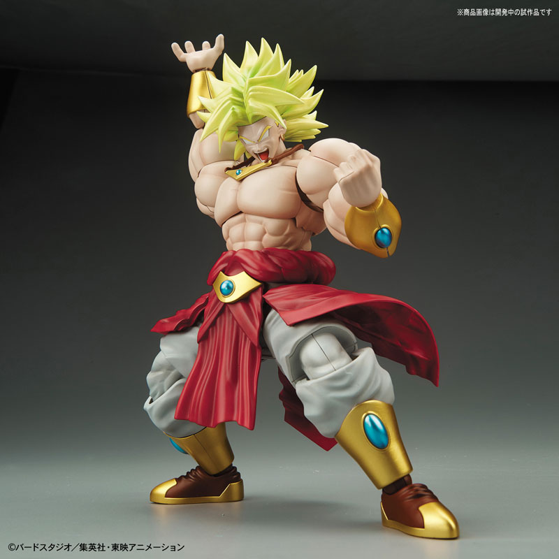 Dragon Ball Z   Action Figure – Legendary Super Saiyan Broly