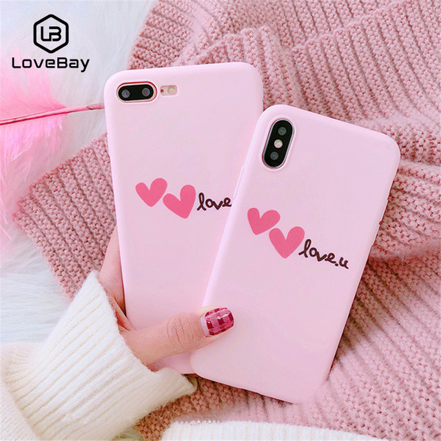 iphone 8 phone case hearts