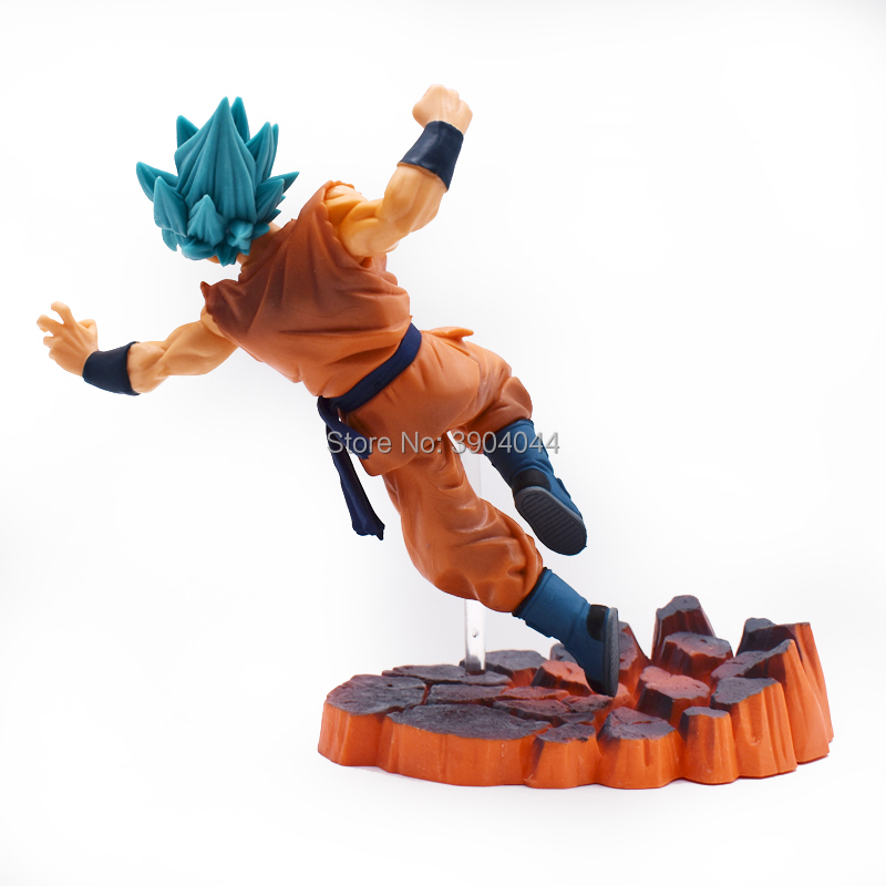 14 16cm Dragon Ball Z Goku Fighers Super Saiyan Vegeta Manga Son Gokou Gohan Anime Action Figure Model Collection Toy Gift in Action Toy Figures from Toys Hobbies
