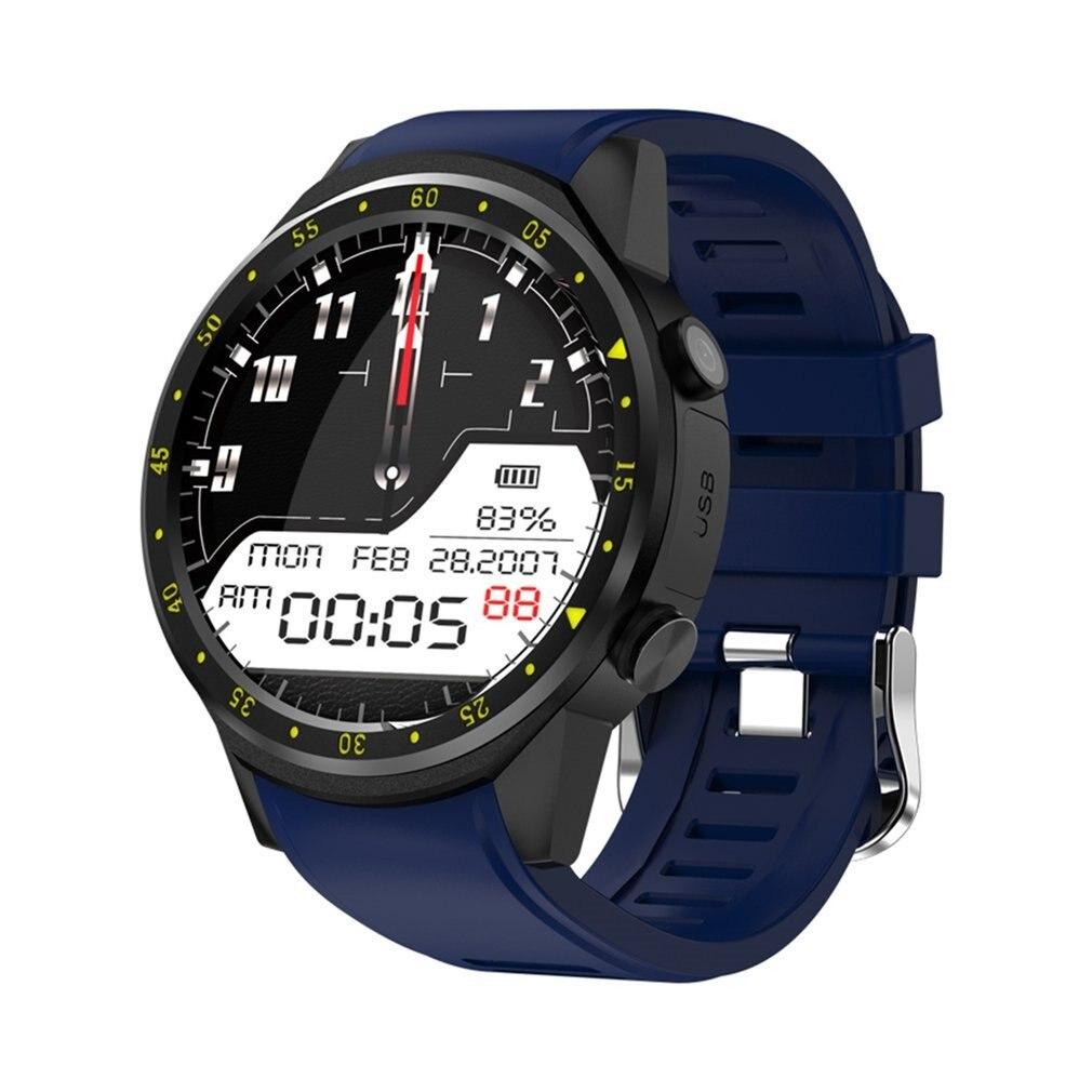F1 Sport En Plein Air Montre Smart Watch Avec GPS Caméra Bluetooth SIM Carte Bracelet pour Android IOS Hommes Femmes Cadeau Coeur Taux moniteur 2019