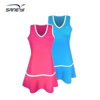 32e Women S Tennis Pro Kint Dress With Shorts
