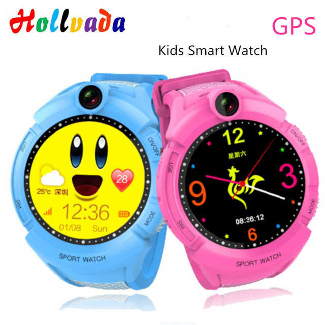 Q360 Kids Smart Watch with Camera GPS WIFI Location Child smartwatch SOS Anti-Lost Monitor Tracker baby WristWatch PK Q50 Q90