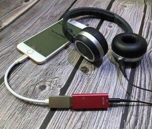 Image 5 - Reiyin USB الصوت المحمولة DAC 192 كيلو هرتز 24bit سماعة Toslink إخراج بصري خارجي كارت الصوت
