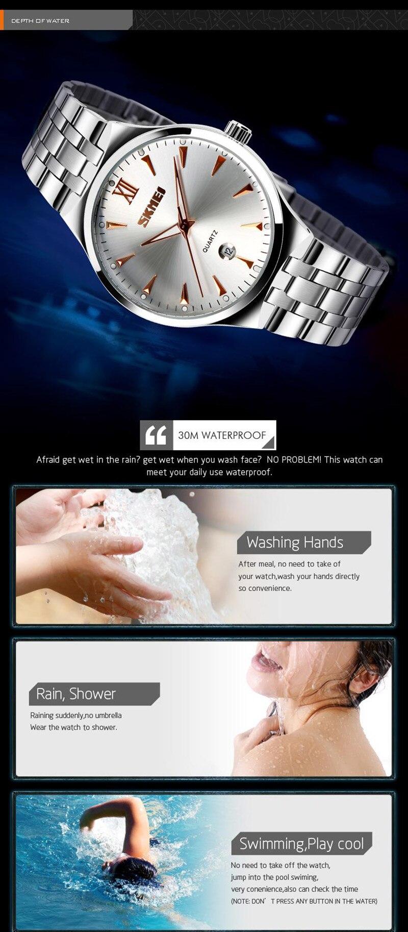 superior luxo feminino relógios de pulso à