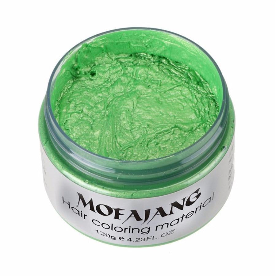 Hair Color Wax Cream - Temporary Hair Color changer Wax cream 3