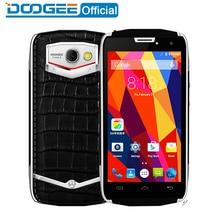 DOOGEE DG700 IP67 Étanche mobile téléphones 4.5 Pouces QHD 1 GB RAM + 8 GB ROM Android5.0 Dual SIM MTK6582 Quad Core 4000 mAH WCDMA WIFI