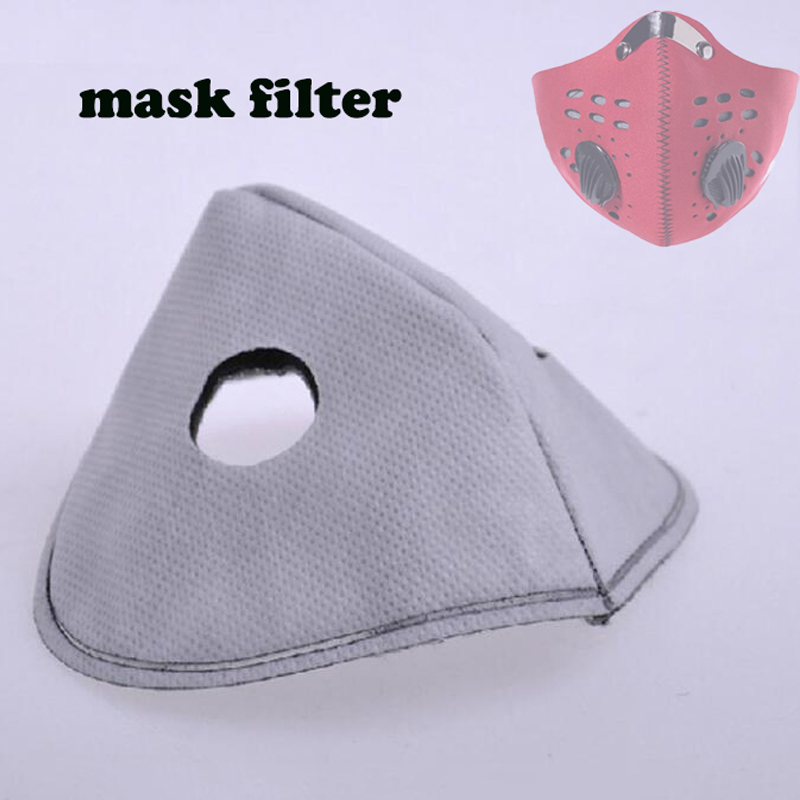 Dust Mask PM2.5 Activated Carbon Breathable Filter
