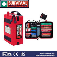 SES03 Medical Mini Emergency Survival First Aid Kit With FDA CE