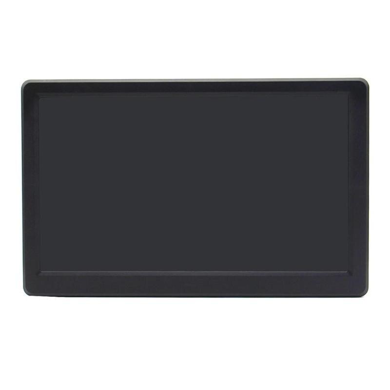 10 inch FHD 1080P Monitor 1920x1080 IPS Screen Support HDMI / VGA Monitor for Raspberry Pi 3/PS3/PS4 /WiiU/ Xbox360/One/Mac mini
