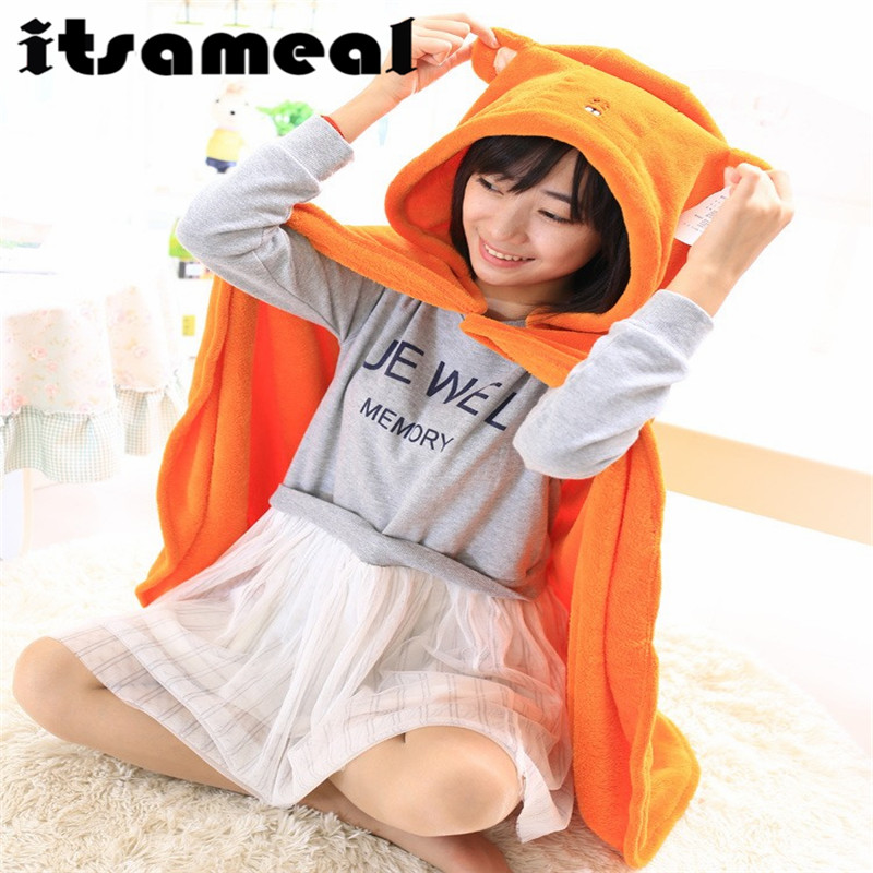 Umaru-chan Anime Doma Umaru Doma Cosplay Costumes Cloak Sankaku Head Himouto MARMOT Air Conditioning Blanket Cloak