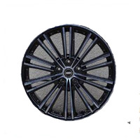 Car modified aluminum alloy wheel