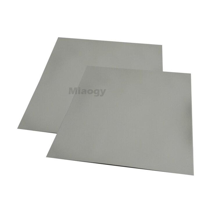 1 Stücke 100mm * 100mm * 1mm Weiche Silikon Thermische Pad, Wärme Leitfähigen Für Kühlkörper Laptop/ic/chipset/chip/vga Gpu Lücke