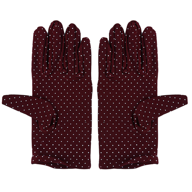 Polka Dots Women Gloves...