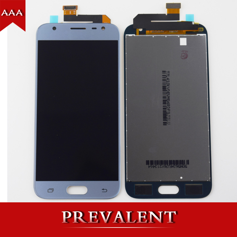 Für Samsung Galaxy J3 2017 J330 J330F Touchscreen Digitizer Sensor + LCD Display Panel Montage