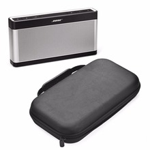 PU Portable Protective Carrying Box Cover Case For Bose Soundlink Mini III Sound Link Mini 3 Wireless Bluetooth Speaker