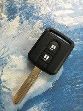Бесплатная Доставка 2 Кнопка D22 Дистанционного Чип Ключ Автомобиля 433 мГц С Id46, слесарь Инструмент 5WK4 876/818 Для Ni-ss-