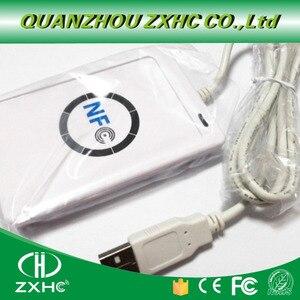Image 5 - ACR122U USB NFC kart okuyucu Yazar ISO14443 Protokolü S50 Ntag213 Ntag215 Ntag216