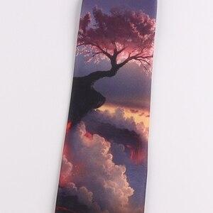 Image 4 - Tie 7 CENTIMETRI stampa legame maschio e femmina studenti letterario di tendenza di personalità casuale regalo cravatta