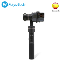 FeiyuTech G5 Splash Proof Gimbal 3 axis Handheld Gimbal Stabilizer for GoPro 5 Yi cam 4K AEE Other Cameras Action Camera